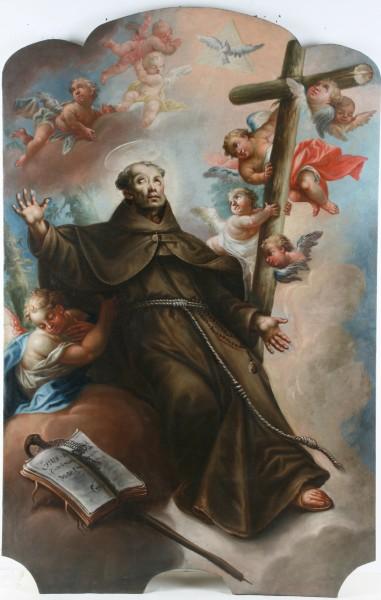 Anton Schmidt,  St. Peter of Alcantara