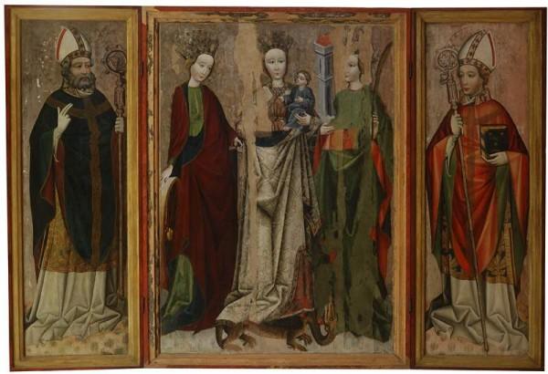 Triptych zo Strážok