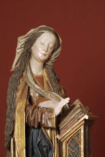 Panna Mária zo Skupiny Zvestovania z Veľkého Bielu