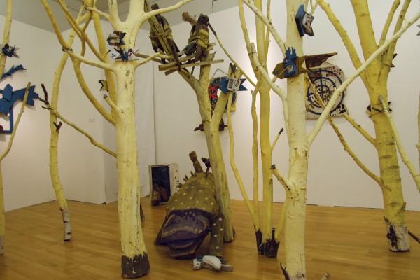 Juraj Meliš, Environment II. (Forest of Life)