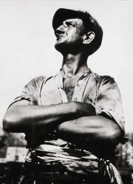 François Kollar, Francúzsky robotník
