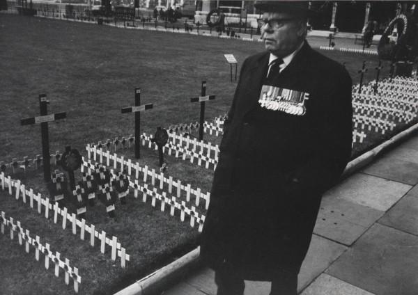 Karol Kállay, Londýn. Veterán na vojnovom cintoríne