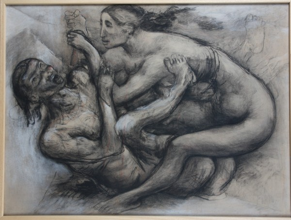 Koloman Sokol, Bitka žien