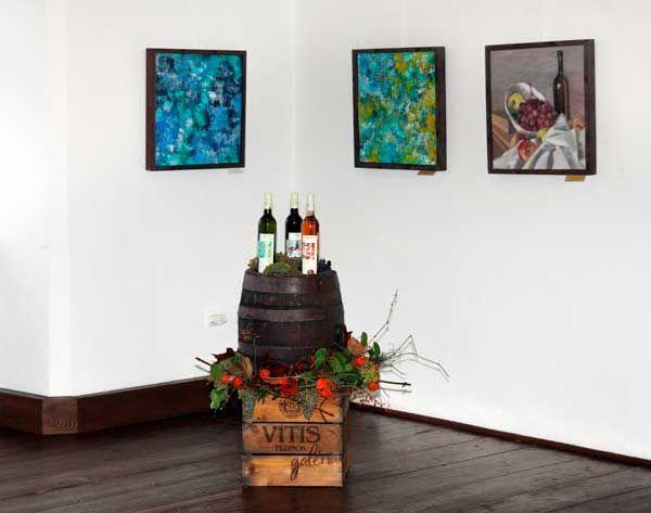 Víťazné diela a autori, Umenie ukryté vo Víne