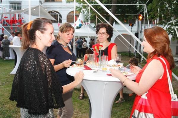 Archív SNG, Garden Party