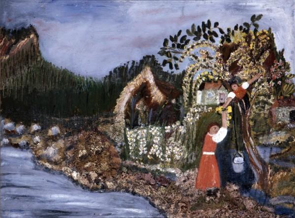 Anna Ličková, Harvest Time