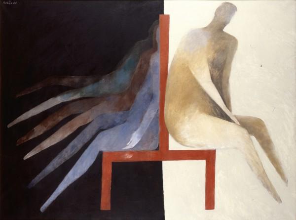 Milan Paštéka, Červená stolička