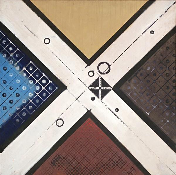Alojz Klimo, Križovatka A, B, C (triptych)