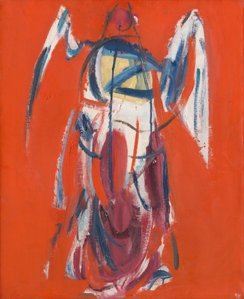 Viera Kraicová, Anjel v červenom