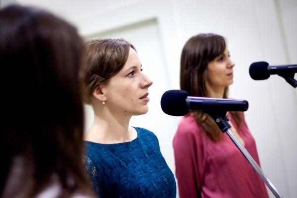kurátorky výstavy: Lucia Gregorová a Vladimíra Büngerová,