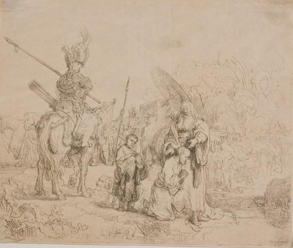 Rembrandt van Rijn, V orientálnom tábore