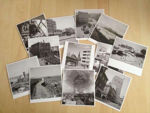 Pohľadnice,