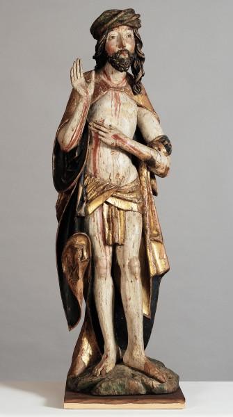 Majster Pavol z Levoče, Bolestný Kristus z Hozelca
