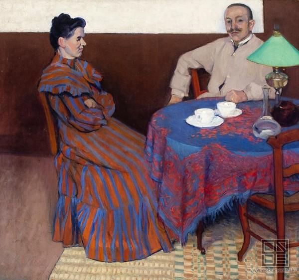 Július Andorko, Manželia pri stole