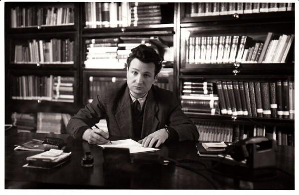 Archív SNG, Zárodok knižnice SNG (Karol Vaculík)