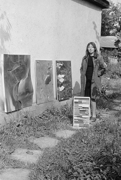 Mária Bartuzová, Okolo 1970