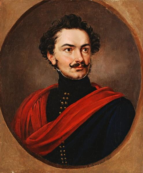 Ján Rombauer, Podobizeň muža s fúzikmi