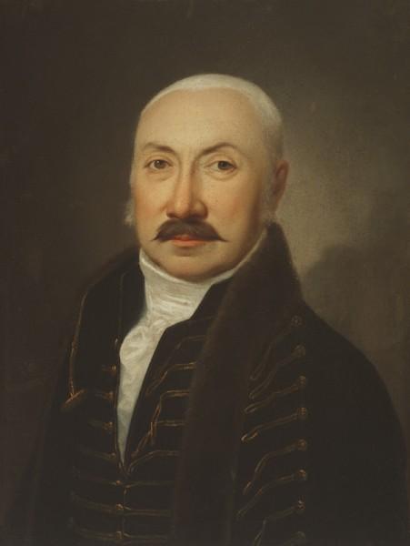 Ján Jakub Stunder, Portrét zemana
