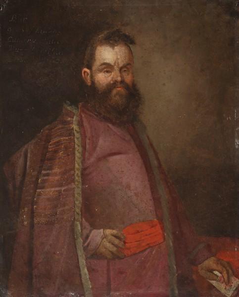 Spišský alebo šarišský  maliar , Radca uhorskej dvorskej komory barón Juraj Philaty