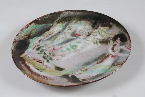 Ivica Vidrová, Decorative Plate