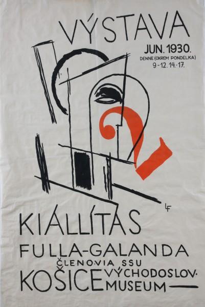 Ľudovít Fulla, Fulla and Galanda