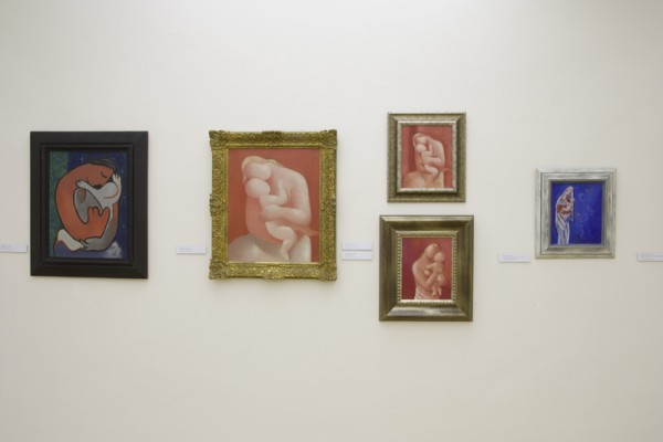 Photo |1-3|: Photo-Department of the Slovak National Gallery, View of the exhibition