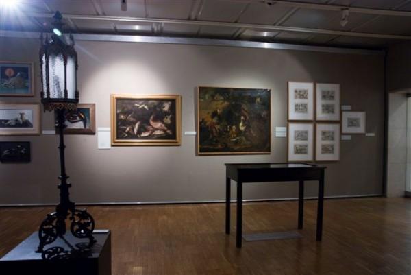 Foto |1-4|: Fotooddelenie SNG, Pohľad do výstavy