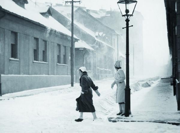 Miloš Dohnány, Winter Street