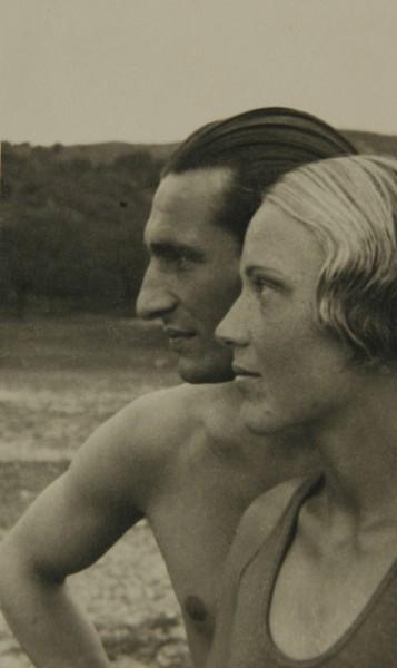 Juraj Jurkovič, Double Portrait