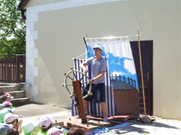 Martin Žák uviedol hru Dobrodružstvá kapitána Kotvičku