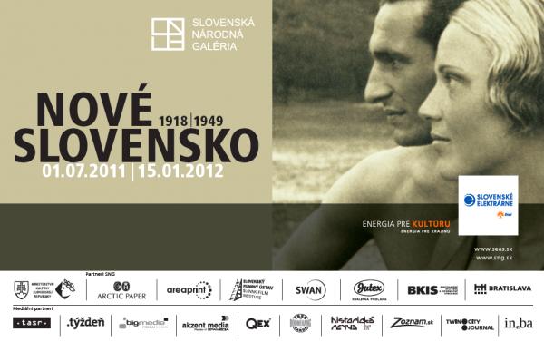 Nové Slovensko – (ťažký) zrod moderného životného štýlu (1918 – 1949), 30. 6. 2011 – 15.1. 2012