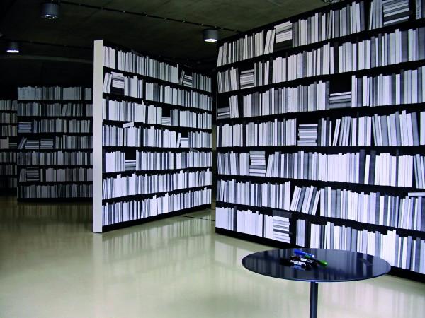 Jaroslav Varga, Untitled / Library 8. 6. 2011 – 8. 7. 2011