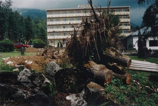 Viliam Malík, Vysoké Tatry po kalamite
