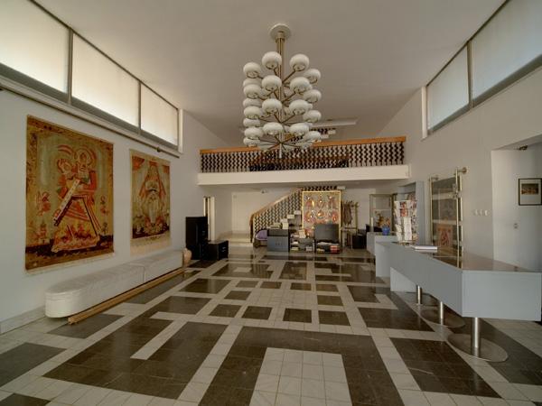 Archive SNG 1-2, GĽF - interior