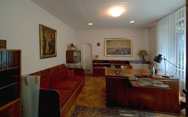 Archív SNG 1-2, GĽF – interiér