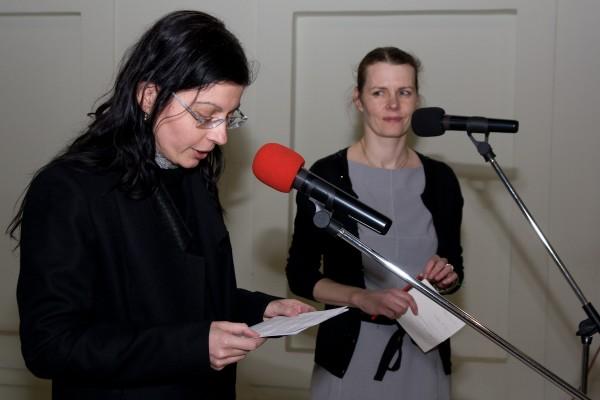 Archív SNG /foto Dáša Barteková/, Vernisáž