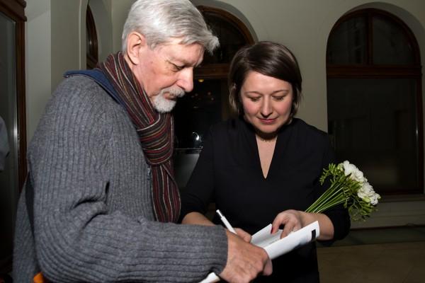 Archive SNG /foto Dáša Barteková/, Opening