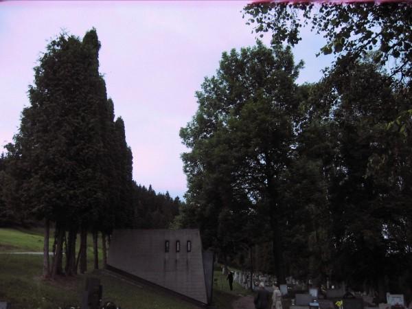 Martin Kusý st. 1-3, Hrobka Ľudovíta Fullu
