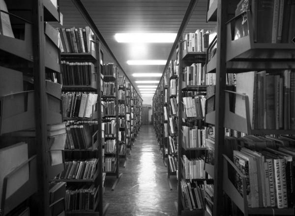 Archív SNG, Knižnica