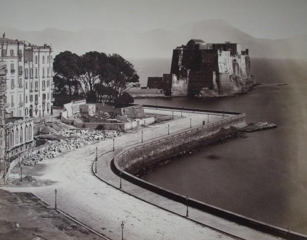 Giorgio Sommer, Napoli. Castel dell´Ovo