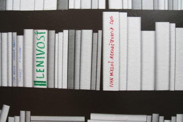 Jaroslav Varga, Untitled (Library 17.2. 2012 - 27.5. 2012)